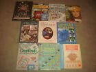Cross Stitch Book LOT Art Sewing Craft Flowers Quilter Silk Ribbon Embroidery