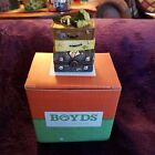 Boyds Bears Treasure Box Roses's Travels 1st Edition New!