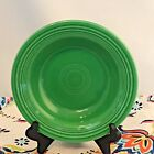 Vintage Fiestaware Medium Green Deep Plate Fiesta 1950s Rimmed Soup Bowl issue