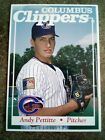 Andy Pettitte Minor League Baseball Card Guide 24