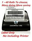 4x6 Label Shipping Address Postage Labels 1744907 fit DYMO 4XL 220 per Roll