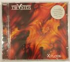 TWYSTER - XPLODE ( CD , Massacre Records 2005 ) Melodic Power Metal *Sealed*