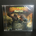 HOLLYWOOD MONSTERS - BIG TROUBLE CD Mausoleum Records 2014 ROCK NEW SEALED