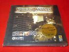 Hollywood Ghosts by Spiders & Snakes (CD+DVD, Nov-2005, 2 Discs, Sansei)
