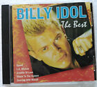 BILLY IDOL -  Best of (15 songs) - UNIQUE BULGARIAN Silver Disc