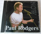 PAUL RODGERS - Now - BULGARIAN SiLver Disc