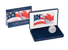 2019 Pride of Two Nations 5 Maple Leaf and US Mint packaging ONLY