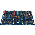 Assembed Hifi preamplifier board base on Accuphase A100 preamp circuit    L19-35