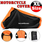 NEVERLAND XL Motorcycle Cover Waterproof For Harley Davidson Sportster 1200 883