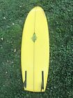 RARE Vintage Hobie Surfboard 69 Positive Force IV Munoz Terry Martin Twin Fin