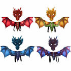 Carnival Party Thrones Costume Dragon Cosplay Masquerade Face Mask