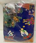 NIP Bucilla Christmas Nativity Scene Felt 43 Round Tree Skirt Kit New 83419