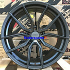 XXR 559 19 +40 Flat Gray Staggered Wheels 5x1143 Fit 96 Nissan 300zx 240sx SE