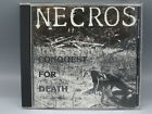1983 Necros Conquest For Death + EPs Unofficial Reissue CD Hardcore Punk RARE!
