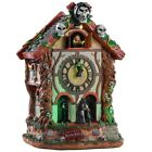 LEMAX '19 Spooky Town CURSED CUCKOO HAUS Sights Sounds Halloween House Village