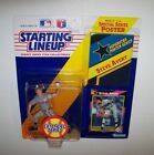 MLB Starting Lineup Special Series - Steve Avery - 1992 - w/Poster