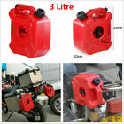 3L Jerry Cans Fuel Tank Motorcycle Gas Diesel Petrol Oil Container Fuel-jugs-USA