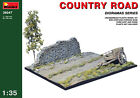 Miniart 36047 Country Road with Cart Scale Plastic Model Kit 215 mm 1/35