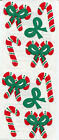 Creative Memories Stickers Christmas Candy Canes