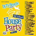 DJ TY BOOGIE OLD SCHOOL HOUSE PARTY PT 1 MIX CD CLASSIC 80S R