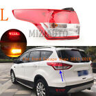 Left Driver Side Tail Light For Ford Escape Kuga 2013 2014 15 16 Outer Rear Lamp