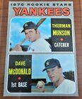 Top 10 Thurman Munson Baseball Cards 19