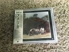 AMERICA ~ Holiday (Tin Man)~ Authentic Japanese 1st Issue CD OBI MINT! WPCP-4496