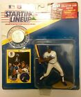 1991 Bo Jackson Starting Lineup Royals Batting Stance With Card and Coin New