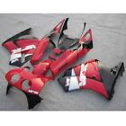 Red ABS Plastic Fairing Bodywork Kit For Honda VFR400R VFR 400 R NC30 1988-1992