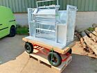 Sheep Crush Turnover Crate with Cartabouta Truck Pack Delivery  VAT Included