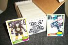 1980-81 O-Pee-Chee Hockey Cards Complete Set 396 Bourque RC Messier RC EX-NM-MT