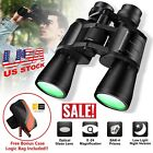 Portable Zoom Binoculars with FMC Lens Night Vision for Hunting Concerts Sports