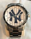 Game Time Yankees Mens Watch Coach Series 5atm WR