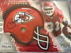 Priest Holmes Cards, Rookie Cards, Autographed Memorabilia Guide 5