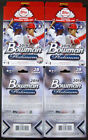 8 Lot 2019 Topps Bowman Platinum National Baseball Card Day Box Gallery Preview