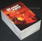 PLANET OF THE APES (Archives) © 1999 Inkworks Complete 90 Card Set