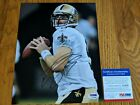 Drew Brees Rookie Cards Checklist and Autographed Memorabilia Guide 48
