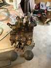 Good Used 2 Spool Hydraulic Tractor Loader Valve