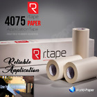 PAPER Application Transfer Tape 12 inx300 ft Roll Sign Craft Vinyl MADE IN USA1