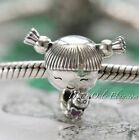Authentic Pandora Girl with Pigtails 798016EN160 Sterling Silver Charm