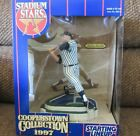 1997 STARTING LINEUP - MICKEY MANTLE - STADIUM STARS - COOPERSTOWN -HALL OF FAME