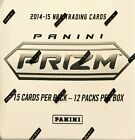 2014-15 Panini Prizm Basketball Box. Sealed 12ct Multi Pack Cello Box.