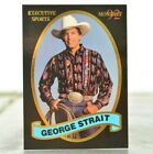 Very Rare George Strait Trading Card by Executive Sports Monthly 1992