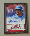Andre Dawson Cards, Rookie Card and Autographed Memorabilia Guide 12