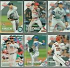 2019 Topps National Baseball Card Day 32 Card Complete Set Harper