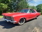 1965 Buick Riviera AC COUPE 1965 Buick Riviera Very Nice Solid Driver
