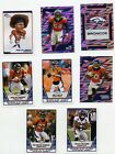 2019 Panini NFL Sticker Collection Football Cards 11
