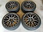 BMW OEM 788m 19 Forged Wheels + Michelin PSS Tires 245 265 Staggered M2 M3 M4