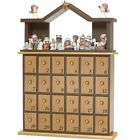 Precious Moments Nativity Figurines Advent Calendar 26 Piece Set New In Box