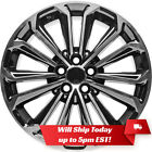 New Set of 4 17 Alloy Wheels and Centers for 2009 2019 Toyota Corolla 75152